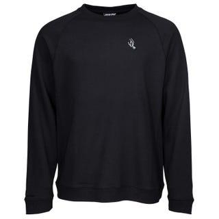 Santa Cruz Men's Sweatshirts - Screaming Hand Mono