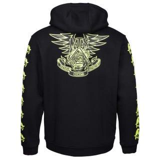 Santa Cruz Clothing  - Natas Panther Hood Black or Grey
