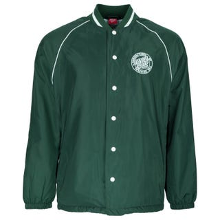 Santa Cruz MFG Jacket in Forest Green