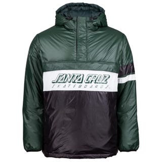 Santa Cruz Quest Jacket Forest/Black