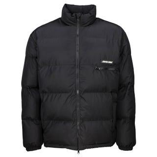 Santa Cruz Clothing UK & EU - The Kane Jacket in Black