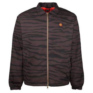 Santa Cruz Encore Jacket Black Tiger