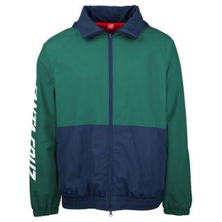 Santa Cruz Marina Jacket Evergreen / Dark Navy