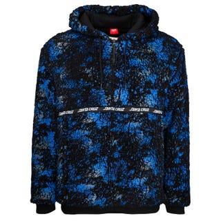 Santa Cruz Arctos Jacket Black/Blue