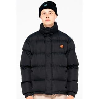 Santa Cruz Classic Label Jacket Black