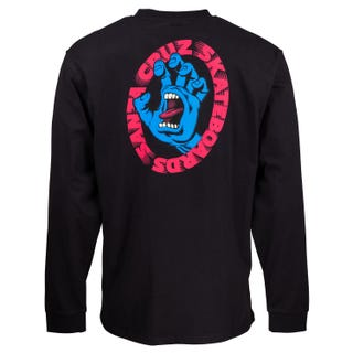 Santa Cruz Scream L/S T-Shirt