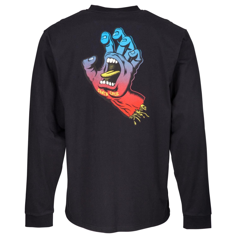CRUZ Track Long Sleeve T-shirt