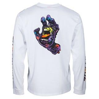 Hand Splatter L/S T-Shirt