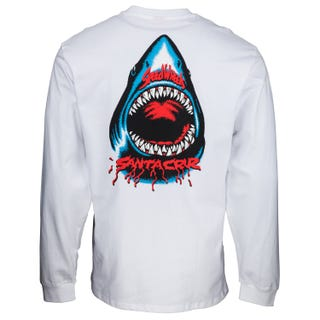 Speed Wheels Shark L/S T-Shirt
