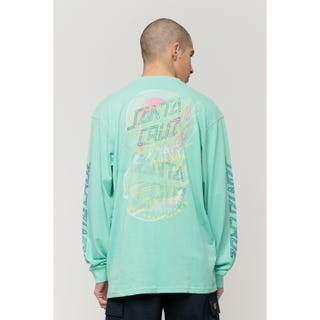 No Pattern L/S T-Shirt