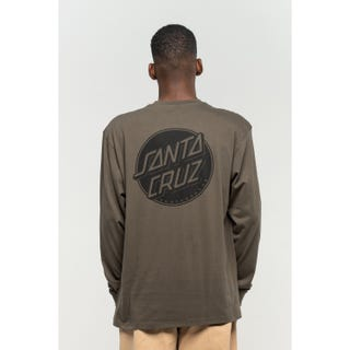 Contra Dot Mono L/S T-Shirt