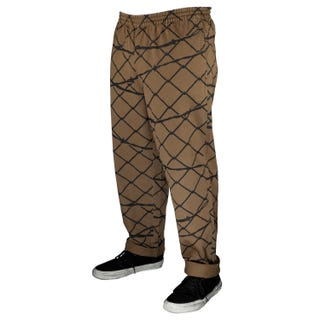 Jammer Pants by Santa Cruz UK. Olive