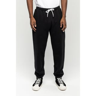 Santa Cruz Moon Dot Mono Sweatpants Black