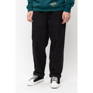 Santa Cruz Tab Pants Washed Black
