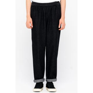 Santa Cruz Local Pants Black Wash Denim