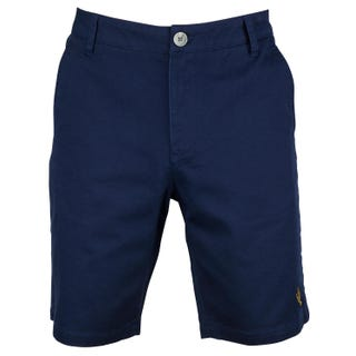 Santa Cruz Screaming Mono Hand Walkshort Shorts Indigo