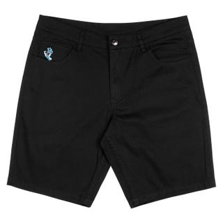 Santa Cruz Screaming Hand Walkshort Shorts Black