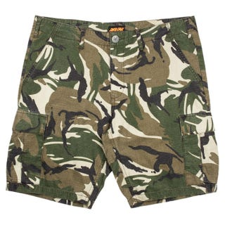 Defeat Walkshort Woodland Camo | Santa Cruz UK and Europe