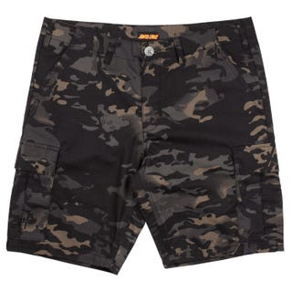 Defeat Walkshort Black Camo | Santa Cruz UK and Europe