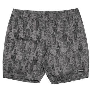 Kendall Catalog Shorts Charcoal