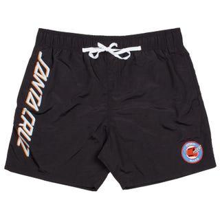 Santa Cruz Summer of 76 Shorts Black