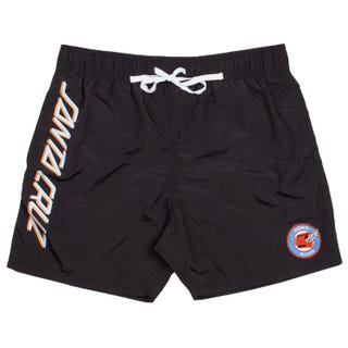 Santa Cruz Summer of 76 Shorts Black
