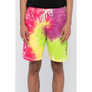 Santa Cruz Mixed Up Shorts Psychedelic