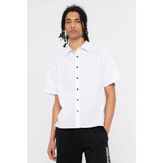 Santa Cruz Mini Mono Hand Shirt White