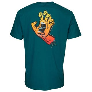 Santa Cruz Fade Hand Short Sleeve T-Shirt