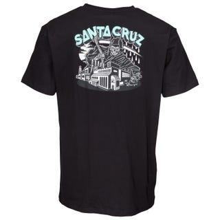 Santa Cruz Men's Fate Factory Tee