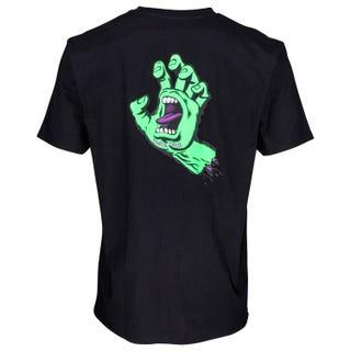 Santa Cruz Clothing F.S.U Hand T-Shirt Black