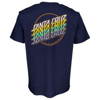 Multi Strip T-Shirt