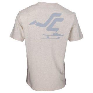 Santa Cruz Clothing Europe - Pusher T Shirt Athletic Heather