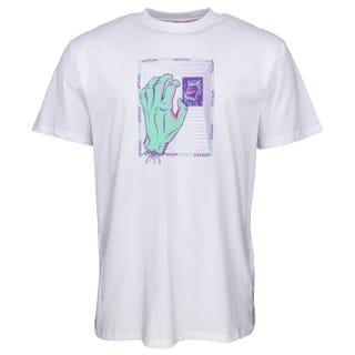 Santa Cruz Echo Chamber T-Shirt in White