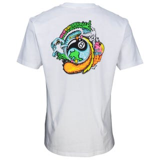 Santa Cruz - Winkowski Dope Planet T-Shirt White