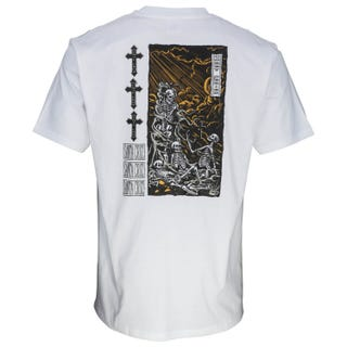 Santa Cruz O'Brien Purgatory T-Shirt White