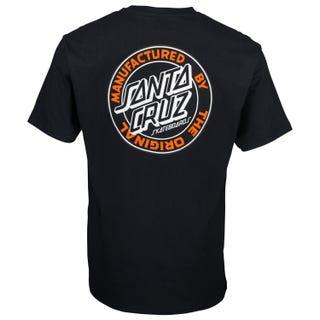 Santa Cruz MFG T-Shirt Black