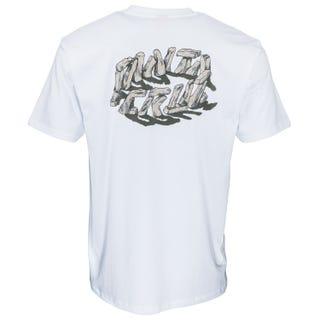 Santa Cruz Stoner Circle T-Shirt White