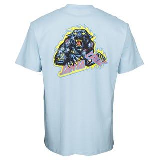 Cosmic Cat Strip T-Shirt
