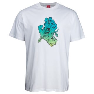 Santa Cruz Bio Hand T-Shirt White