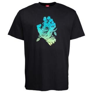 Santa Cruz Bio Hand T-Shirt Black