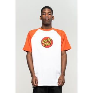 Classic Dot Raglan T-Shirt