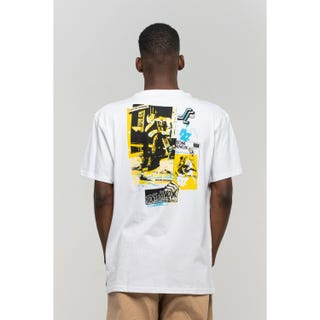 Santa Cruz Tom Knox Archive T-Shirt White