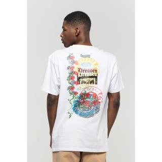 Santa Cruz Dressen Archive T-Shirt White
