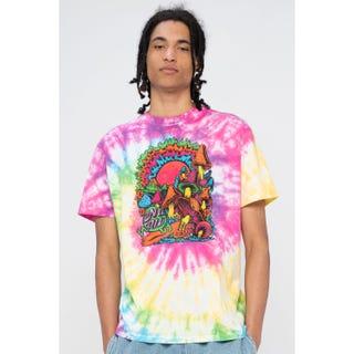Santa Cruz Toxic Wasteland T-Shirt Psychedelic