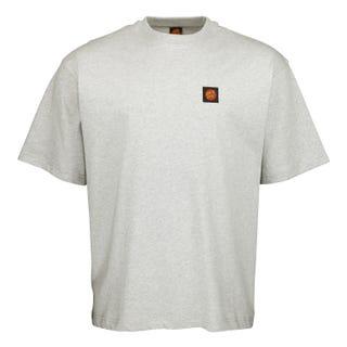 Santa Cruz Classic Label T-Shirt Heather Grey