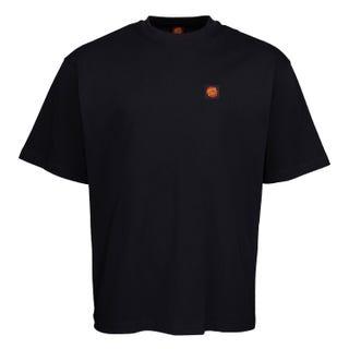 Santa Cruz Classic Label T-Shirt Black