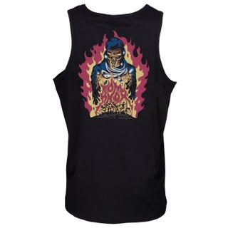 Santa Cruz UK Knox Firepit Vest Black