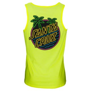 Glow Dot Vest Safety Green at Santa Cruz EU