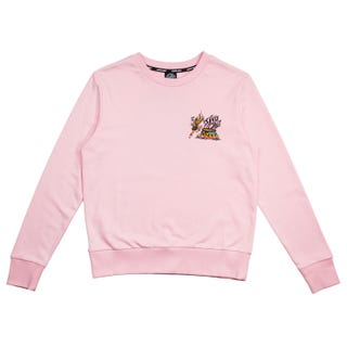 Santa Cruz Salba Witch Crew in Pink